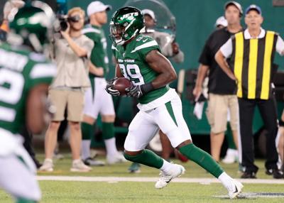 NFL: Preseason-New Orleans Saints at New York Jets