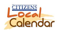 The Citizens local calendar