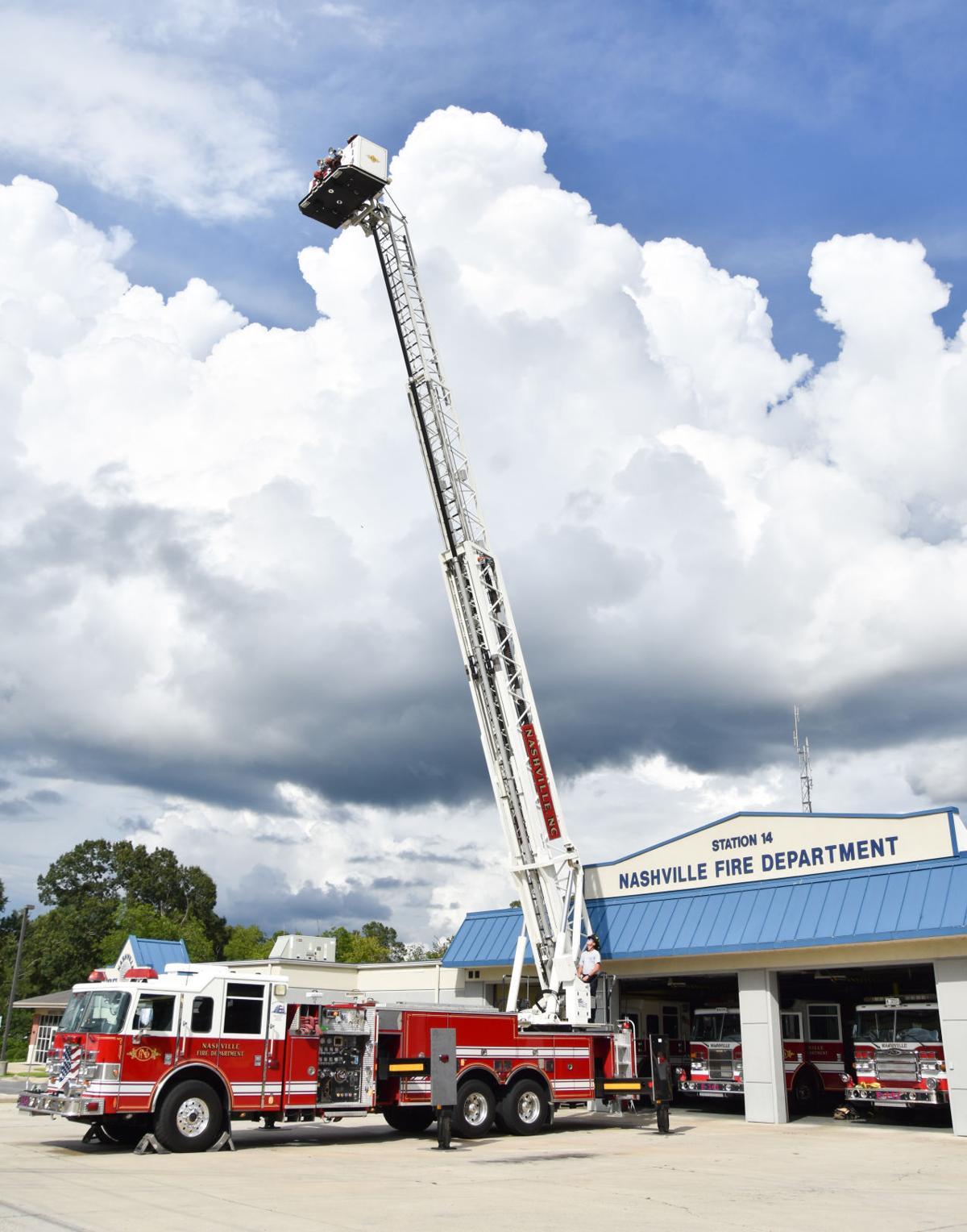 Nashville Fire Department 2