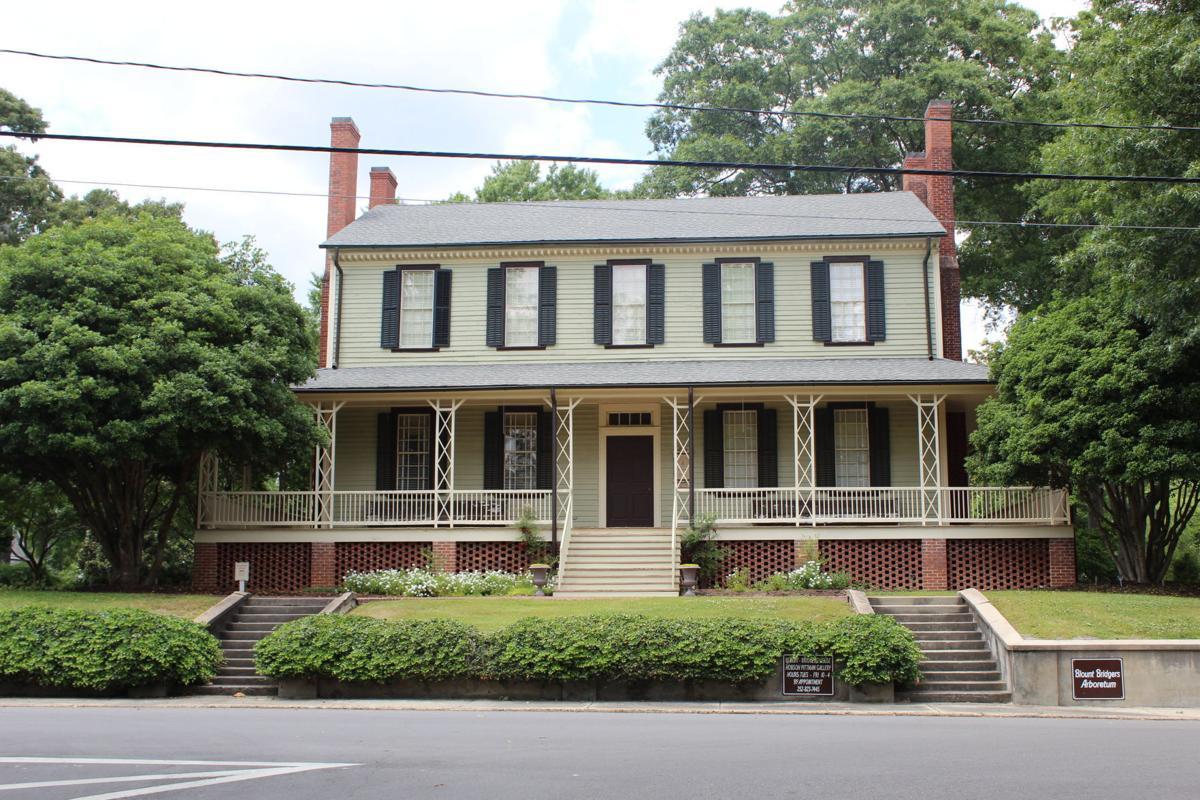 Blount-Bridgers House