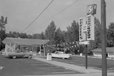 Wilber Hardee launched iconic burger chain 60 years ago.
