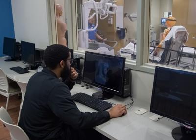 ECC Radiography