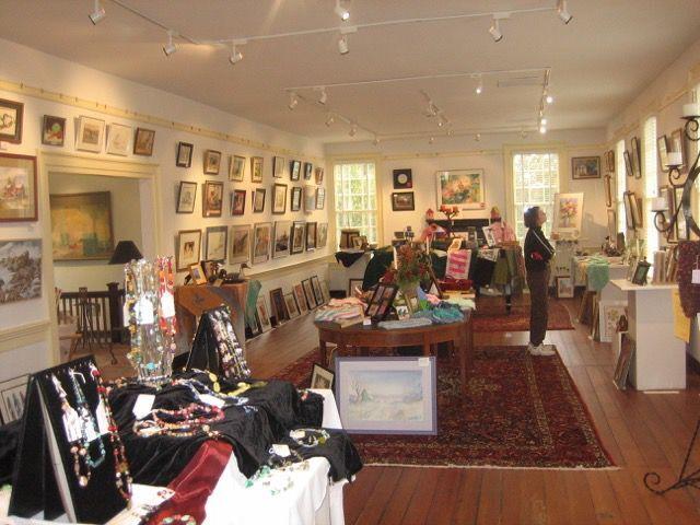 Blount-Bridgers House Exhibits