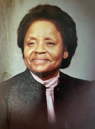 Pastor Mary Barnes