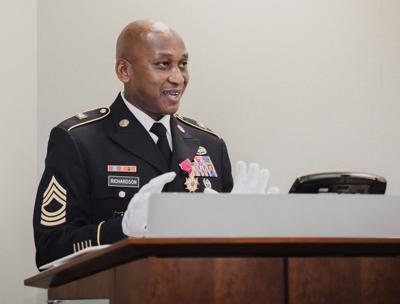 Master Sgt. Willie D. Richardson