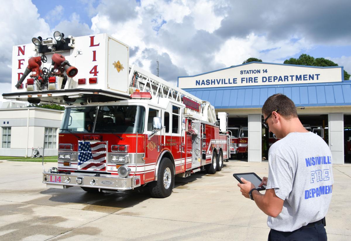 Nashville Fire Department 1