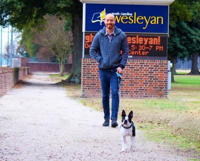 Dog-Friendly Campus