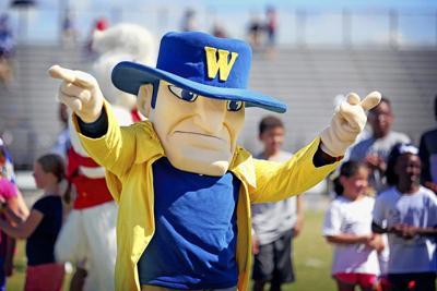 Wesleyan Mascot