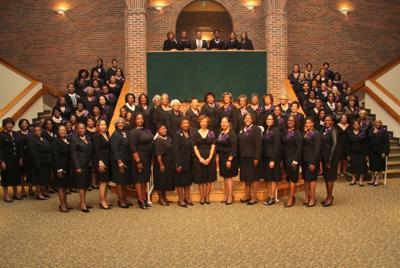 Rocky Mount Alumnae Chapter of Delta Sigma Theta Sorority
