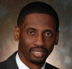 Rocky Mount Councilman Andre Knight
