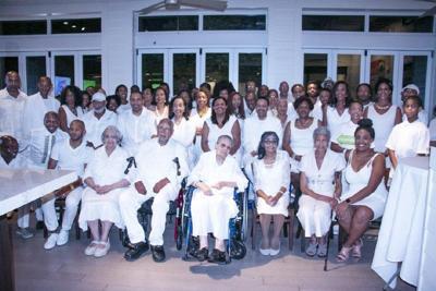 Brown descendants hold family reunion
