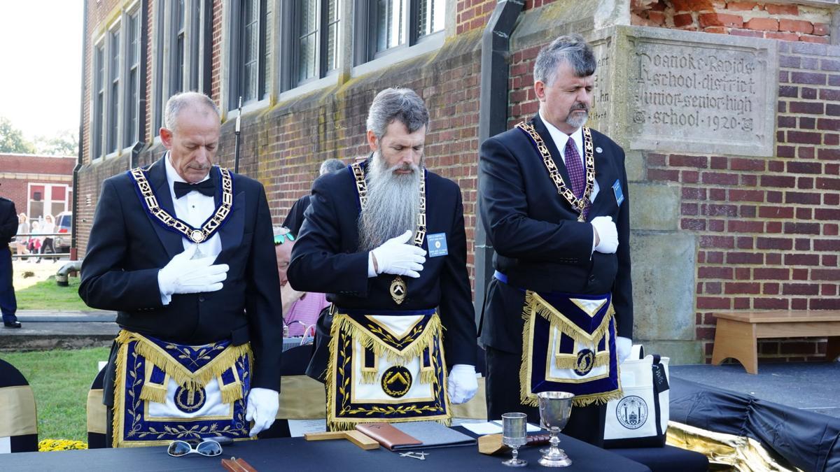 Members of the masons
