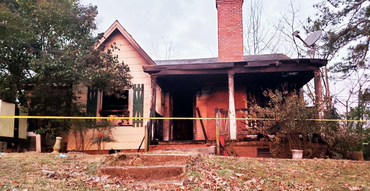 Fire on Jackson Street