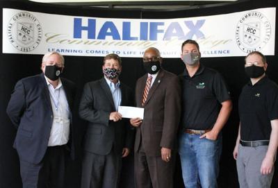 HCC receives donation from Enviva Northampton