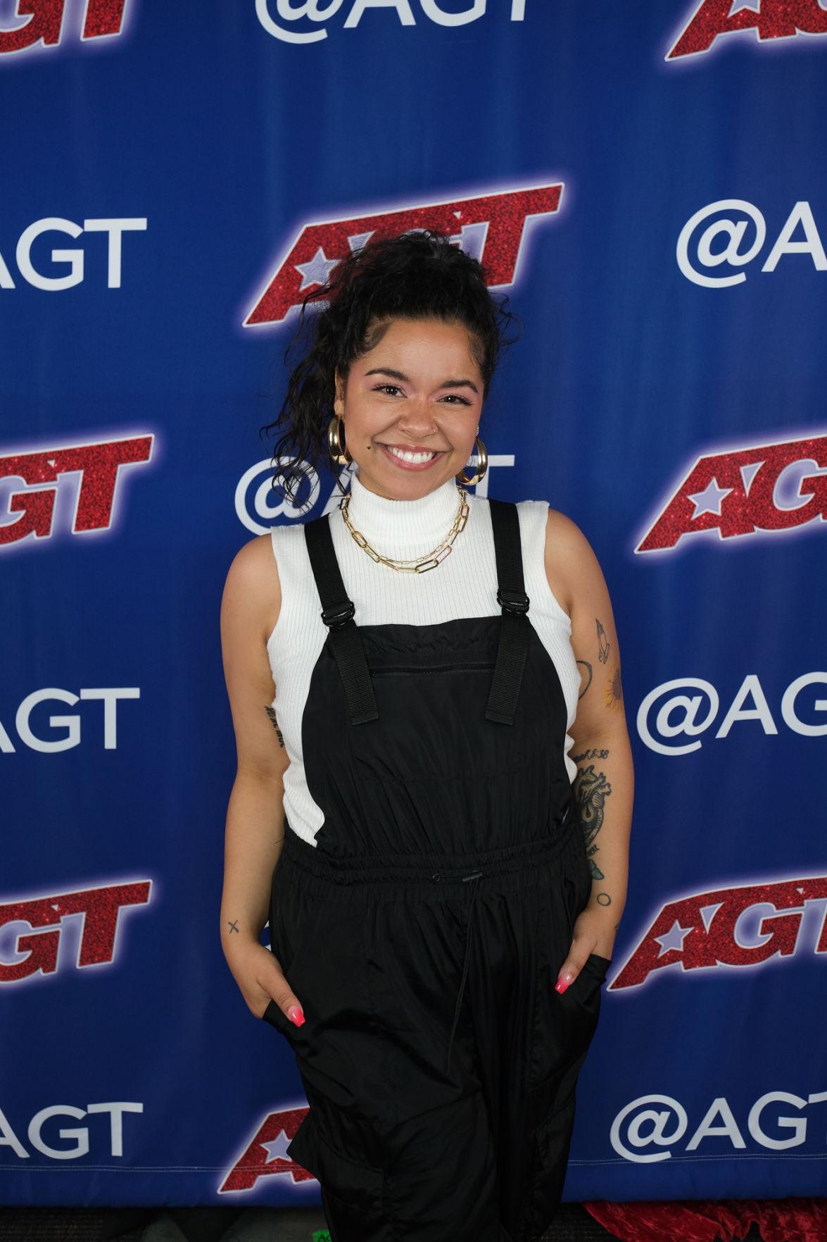 Brooke Mills Simpson on America's Got Talent