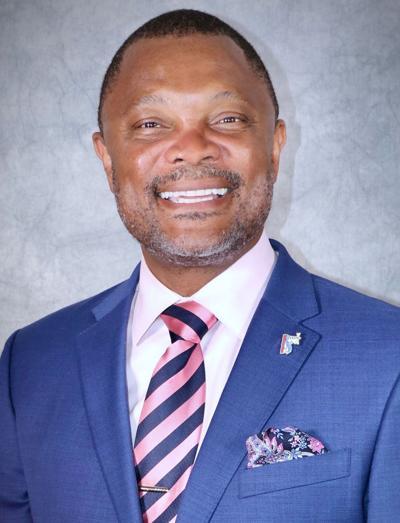 Superintendent Eric Cunningham
