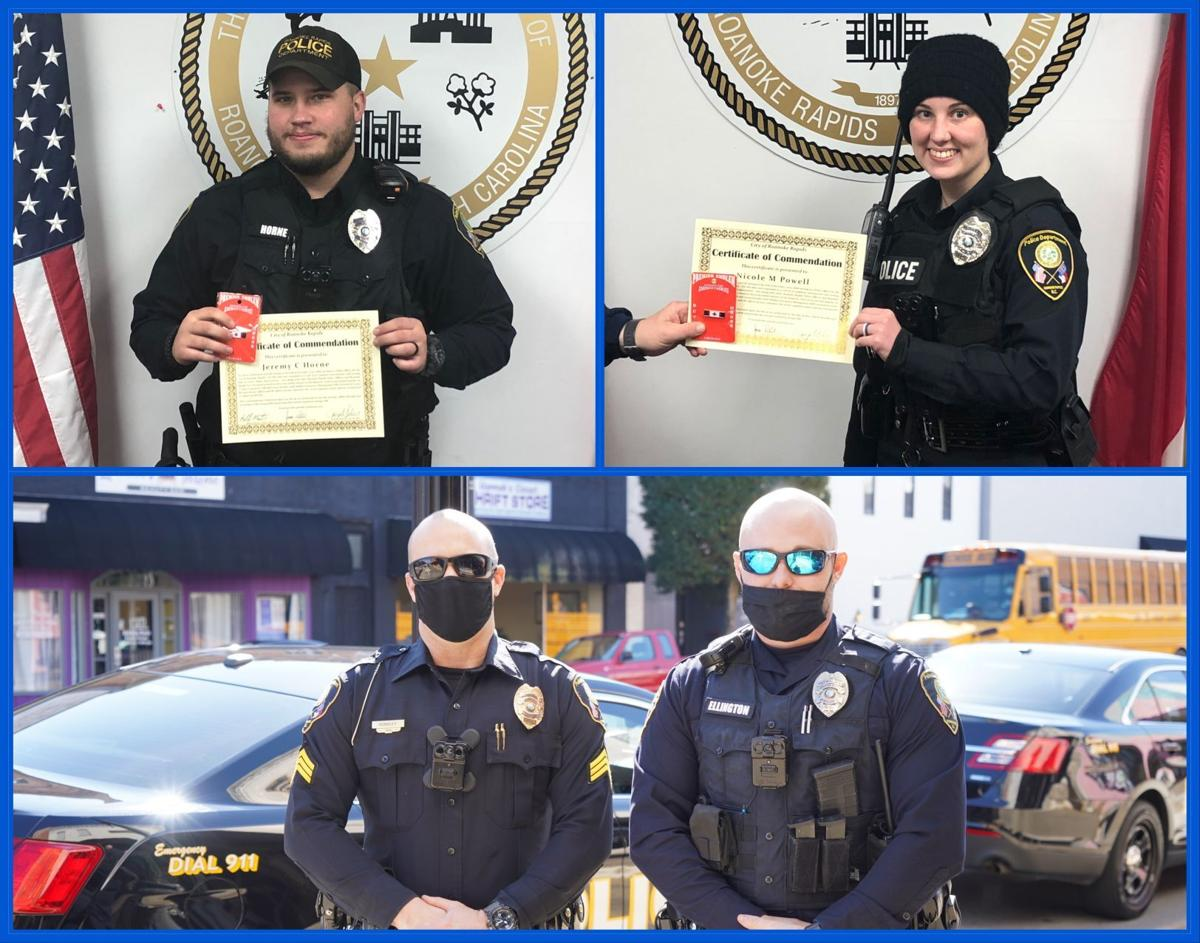 Roanoke Rapids Police Department