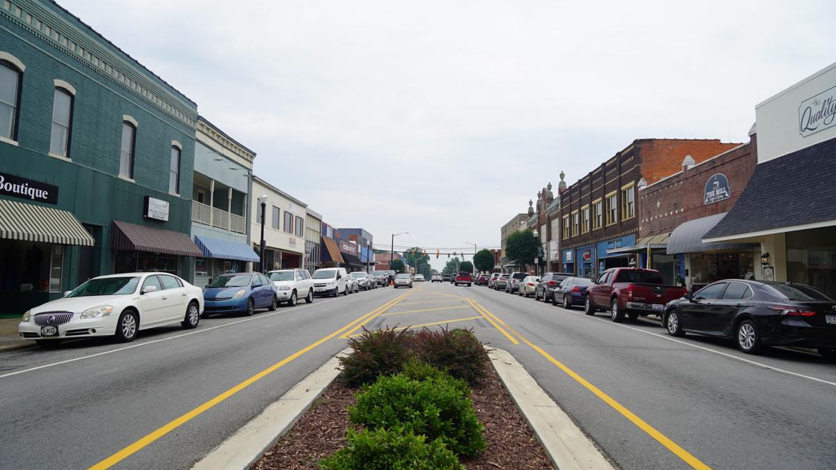 Roanoke Avenue