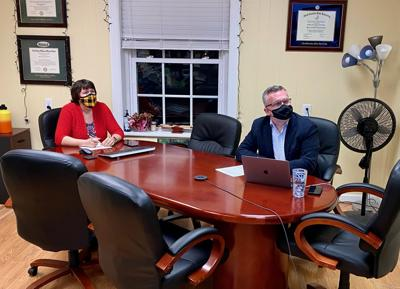 RRGSD Board of Trustees meeting
