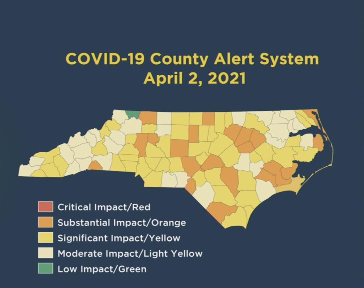 COVID-19 County Alert System