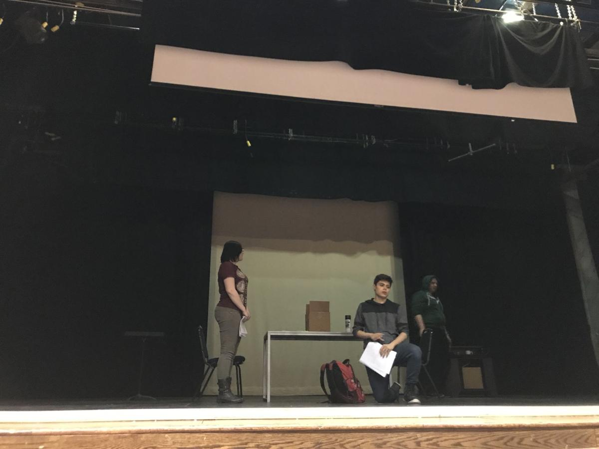 'The Marriage Play' at Saint Peter's