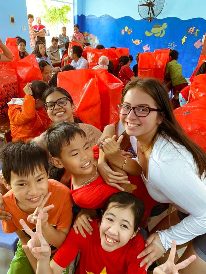 Children at DAVA .JPG