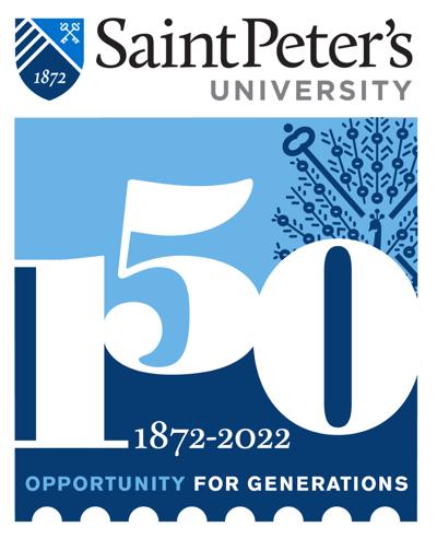 Saint Peter's University Sesquicentennial Year