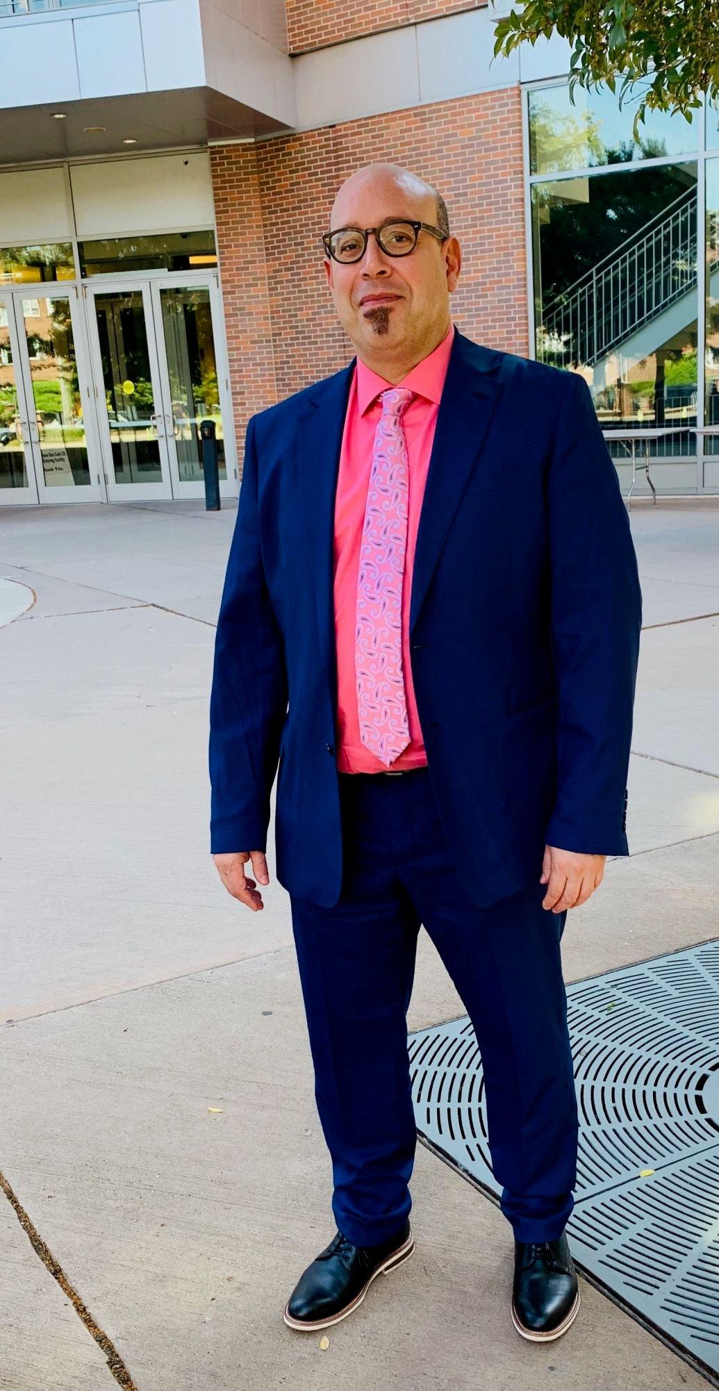 Dr. Edgar Rivera Colon