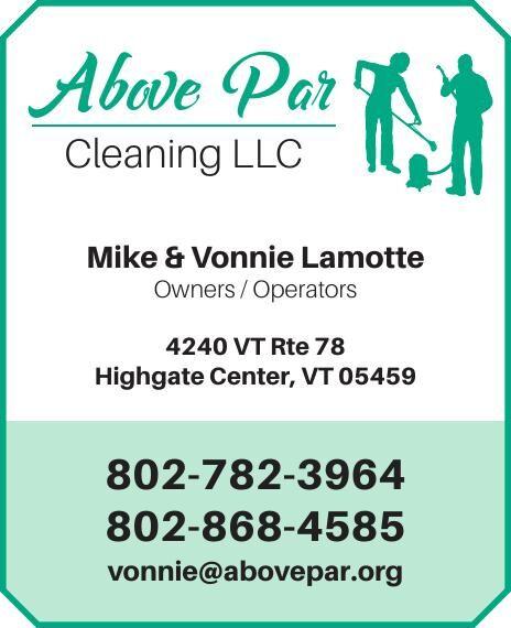 Above Par Cleaning Service