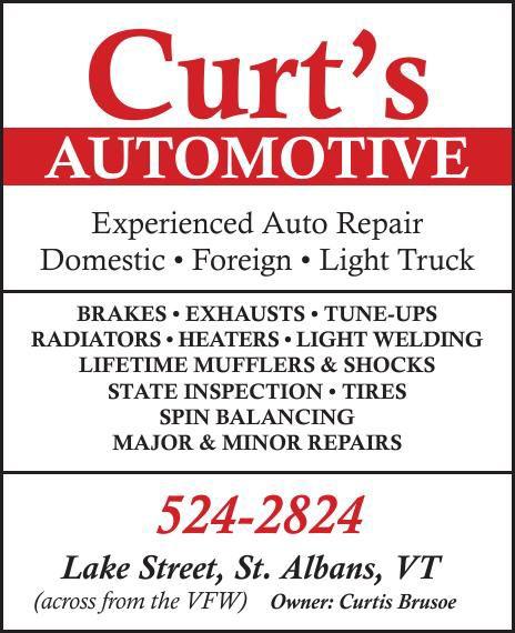 Curt's Automotive