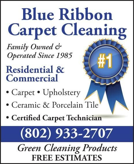 Blue Ribbon Carpet Cleaning