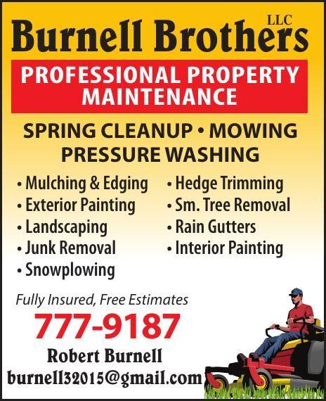 Burnell Brothers Property Maintenance