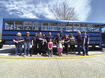 Highgate Elementary staff parade