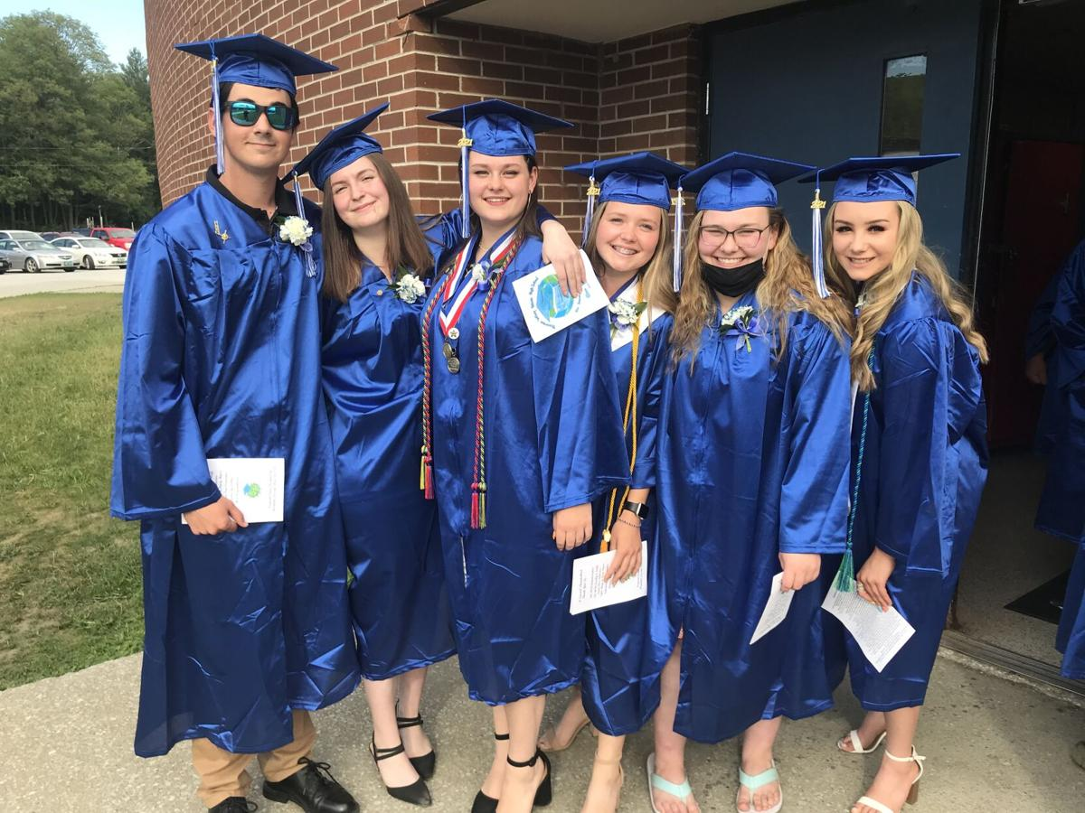 MVU Students Graduates