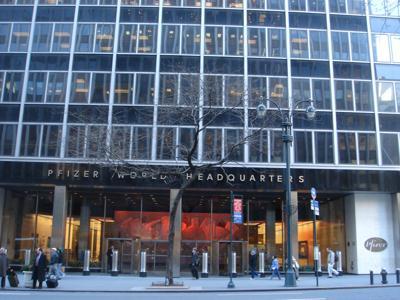 Pfizer's world headquarters - Wikimedia