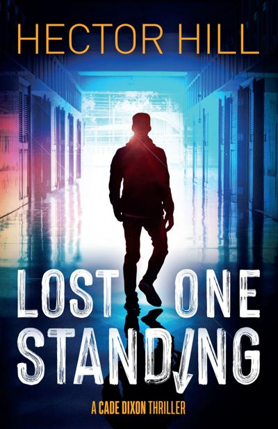 Lost One Standing Front Cover