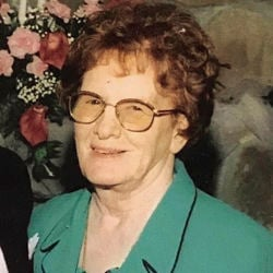 Maxine Sheila Bourgeois