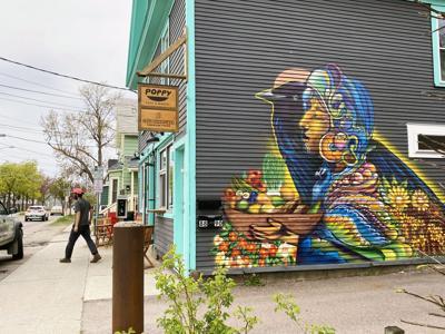 Poppy Cafe, Burlington
