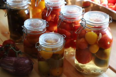Veggie fermentation