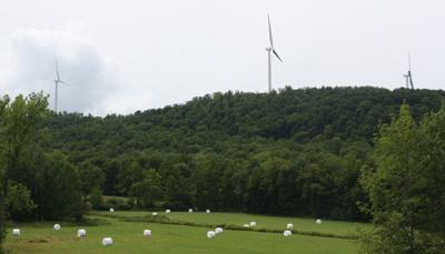 Georgia Mountain Wind, 2015