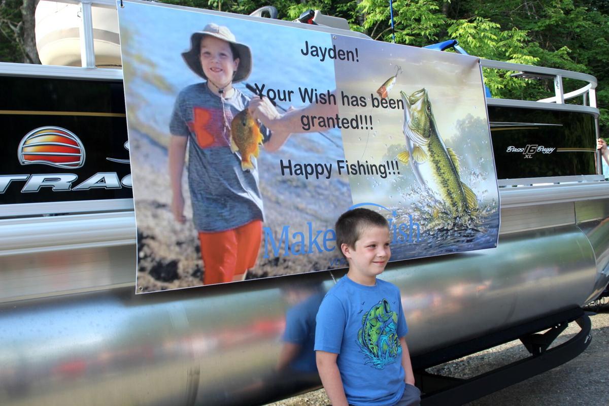 Jayden Krause Make a Wish