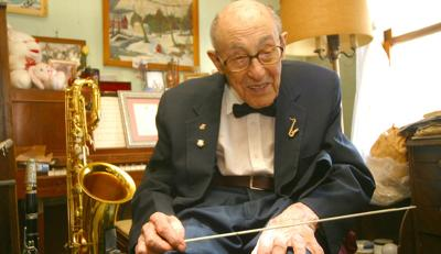 Greatest Generation continues to inspire: BFA students hear of service, longing for home