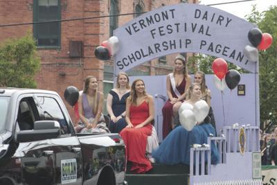 Dairy Festival parade 2019