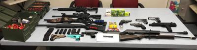 Gun Seizure, 2-11-2020