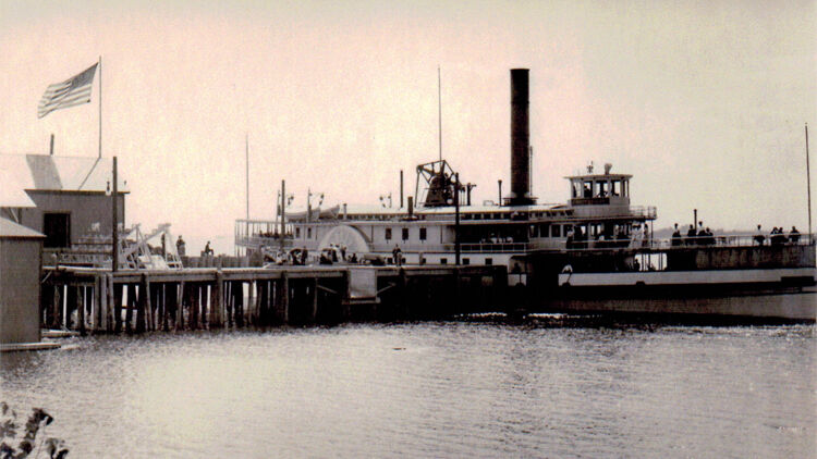 Steamship Chateauguay