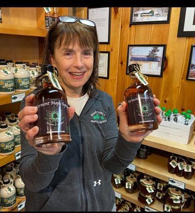 Branon maple syrup