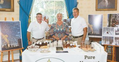 Dubie family visits White House