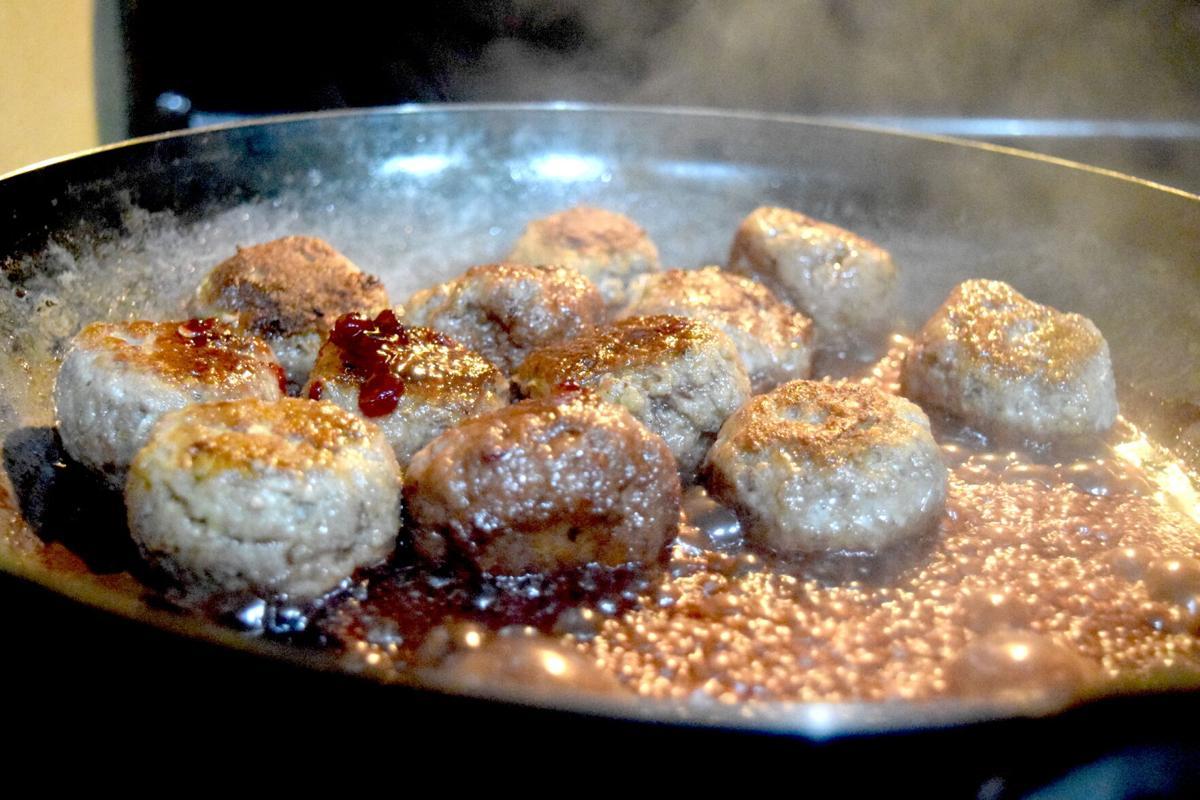 Drunken Swedish Meatballs