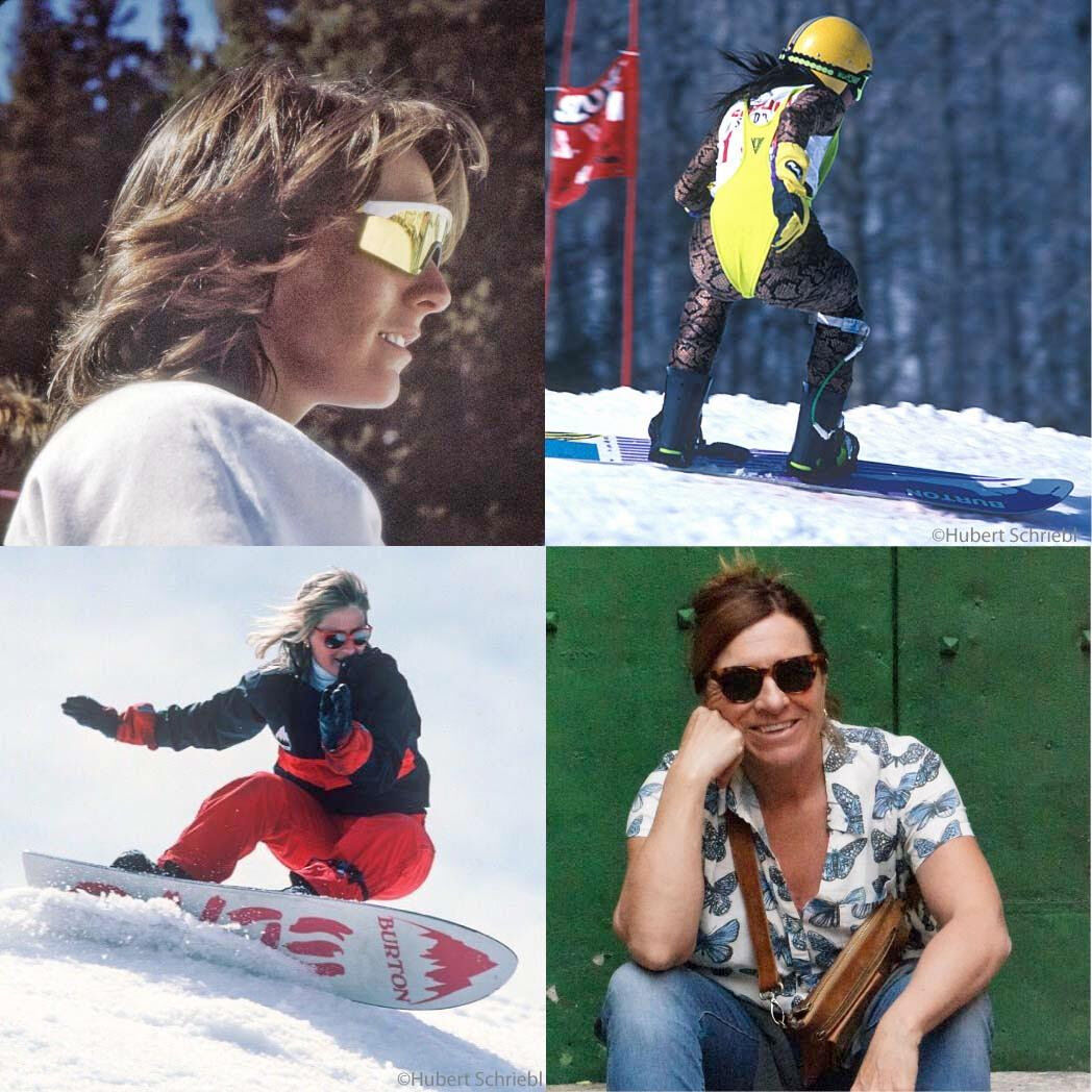 Influential Women of Snowboarding - Red Bench Series