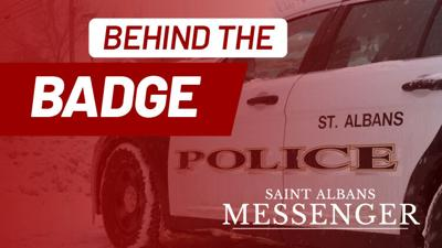 Behind the Badge graphic
